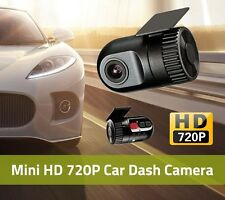 MINI HD 720P AUTO dash fotocamera più piccola VIDEO Register RECORDER DVR Cam G-sensor