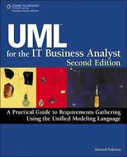 UML For The IT Business Analyst, Podeswa, Howard, Very Good Book