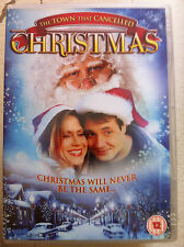 Carol Alt città THAT CANCELLED CHRISTMAS ~ Stagionale Famiglia Fantasy UK DVD