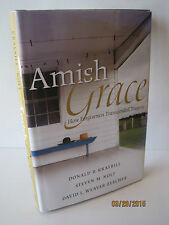 Amish Grace: How Forgiveness Transcended A Tragedy by Donald B. Kraybill