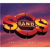 THE SOS / S.O.S. BAND - VERY BEST OF - GREATEST HITS CD BRAND NEW