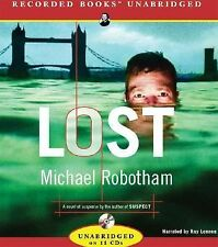 Lost, Robotham, Michael, Acceptable Book