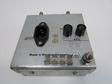 Telefunken - AEG, M15 recorder, PSU part