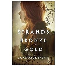 Strands of Bronze and Gold-ExLibrary
