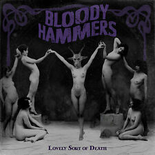 Bloody Hammers - Lovely Sort of Death (CD) Type O Negative, Ghost, Tiamat