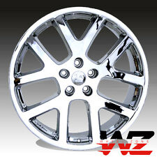 """22"""" Viper Style Wheels Chrome Rims Fits Dodge Magnum Charger Challenger 5x115"""
