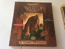 A Giant Problem - Beyond the Spiderwick Chronicles Book 2 - 2 CD Audiobook