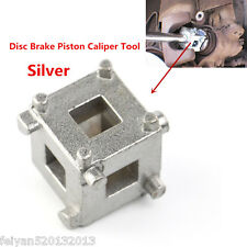 "Car Van Brake Disc Piston Cube 3/8"" Caliper Rewind Tool Wind Back Adaptor AT2134"