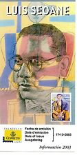 España Pintura Luis Seoane año 2003 (CX-710)