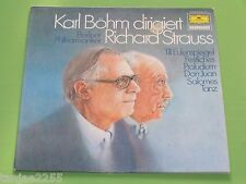 Karl Böhm dirigiert Richard Strauss - DGG Resonance LP
