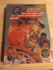 Double Dribble Nintendo Nes BRAND NEW!! Factory sealed! PERFECT CONDITION
