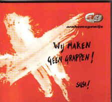 Arnhemsgewijs-Wij maken Geen Grappen cd maxi single