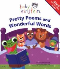 Baby Einstein: Pretty Poems and Wonderful Words