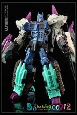 Transformers TOY MASTERMIND CREATIONS MMC R-17 CARNIFEX IDW OVERLORD New instock