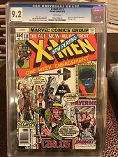 X-Men #111 CGC 9.2 White pages