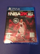 NBA 2K16 *Stephen Curry Edition* for PS4 NEW