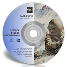 Princess Of Mars, War Of The Worlds - SCIENCE FICTION MP3 Audio Books Collection