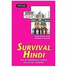 Survival: Survival Hindi : How to Communicate Without Fuss or Fear -...