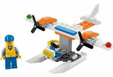 Brand New Lego - Coast Guard Seaplane - City - 30225 - Promo Set / Polybag