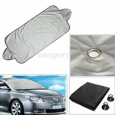 1x Car Windscreen Cover Anti Snow Frost Ice Shield Dust Protector Heat Sun Shade