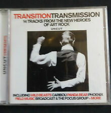 Transition Transmission CD 2010 New Art Rock Wild Beasts Caribou Panda Bear, New