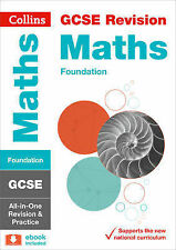 GCSE Maths Foundation Tier: All-In-One Revision and Practice by HarperCollins...
