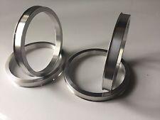 Anelli Centraggio Centratori In Alluminio Per Cerchi In Lega Audi-VW 66,6-57,1