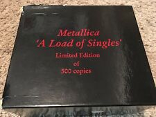 metallica - A Load of Singles Boxset Limited of 500