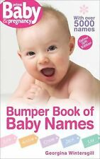 Bumper Book of Baby Names (Prima Baby & Pregnancy)