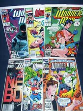 Wonder Man #2 - #4, #7 - #9 Marvel Comics NM with Bag and Board