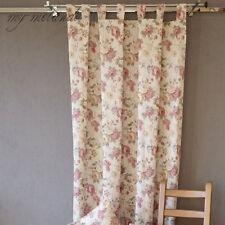 gardinen vorh nge im landhaus stil f r veranda ebay. Black Bedroom Furniture Sets. Home Design Ideas