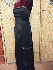 LADIES ENCHANTRESS MAXI DRESS SIZE S FIT APPROX 8 - 10 MAYBE 12