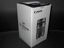 NEW Canon EF 75-300mm f/4-5.6 III Telephoto Zoom Lens for Canon SLR Cameras