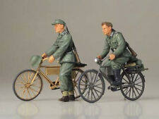 Tamiya 35240 1/35 Scale Military Model Kit WWII German Soldiers w/Bicycles