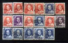 Danmark  Nice Stamps Lot  13