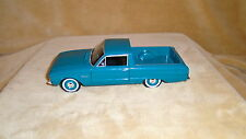 1/24  DIE CAST MOTOR MAX AMERICAN CLASSICS 1960 FORD RANCHERO PICK UP  GREEN