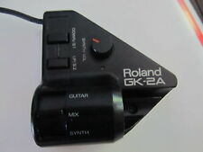 ROLAND GK-2A Divided Guitar MIDI Pickup-Use w/VG Virtual & GR Synth Systems