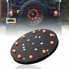 Spare Tire LED Third Brake Light For Jeep Wrangler 1986-2017