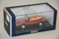 NOREV 810042 - Saab 900 Turbo 16 Cabriolet 1992 Red 1/43