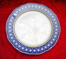 HUTSCHENREUTHER MEDLEY  WEDGWOOD MEDITERRANEAN  Dinner Plate