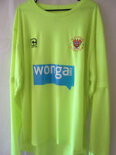 Blackpool 2010-2011 Football Goalkeeper Shirt Size XXL  /11083
