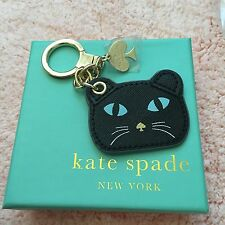 Kate Spade Cat And Mouse Double Sided Keyfob/ Key ring