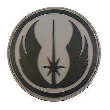jedi order knight star wars ACU subdued PVC 3D rubber patch VELCRO® brand