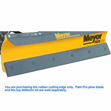 """Meyer Products Path Pro (50"""") Rubber Cutting Edge"""