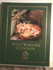 National Home Gardening Club Member's Cookbook 1997 Hardcover Good Condition