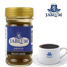 100% Jamaican Blue Mountain Coffee (Jablum Instant Coffee) 2oz Bottle