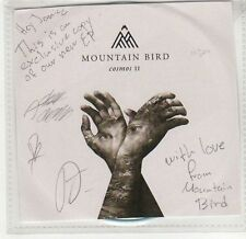 (GF847) Mountain Bird, Cosmos II - SIGNED DJ CD
