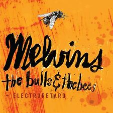 MELVINS - THE BULLS & THE BEES / ELECTRORETARD - NEW CD ALBUM