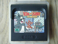 Tom and Jerry The Movie game gear game! Complete1 LOOK at my other games!