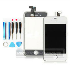 Apple iPhone 4S White Replacement LCD Display Glass Touch Screen Digitizer Unit